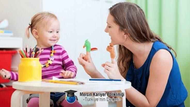 Dil ve Konuşma Terapisi Eğitimi