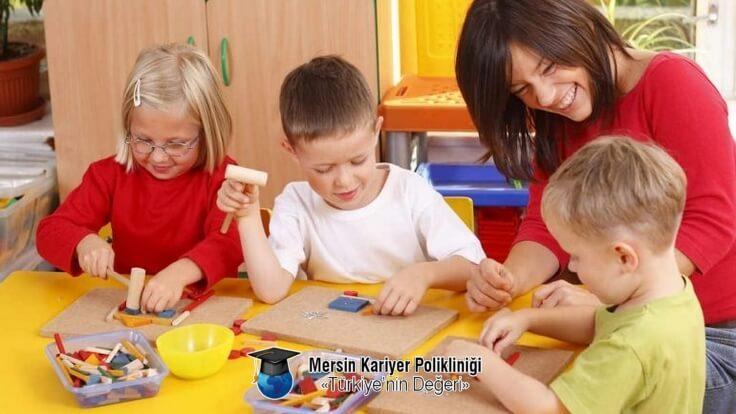 Montessori Eğitimi 80 Saat